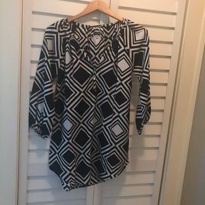 Mud Pie tunic, size S, NWOT